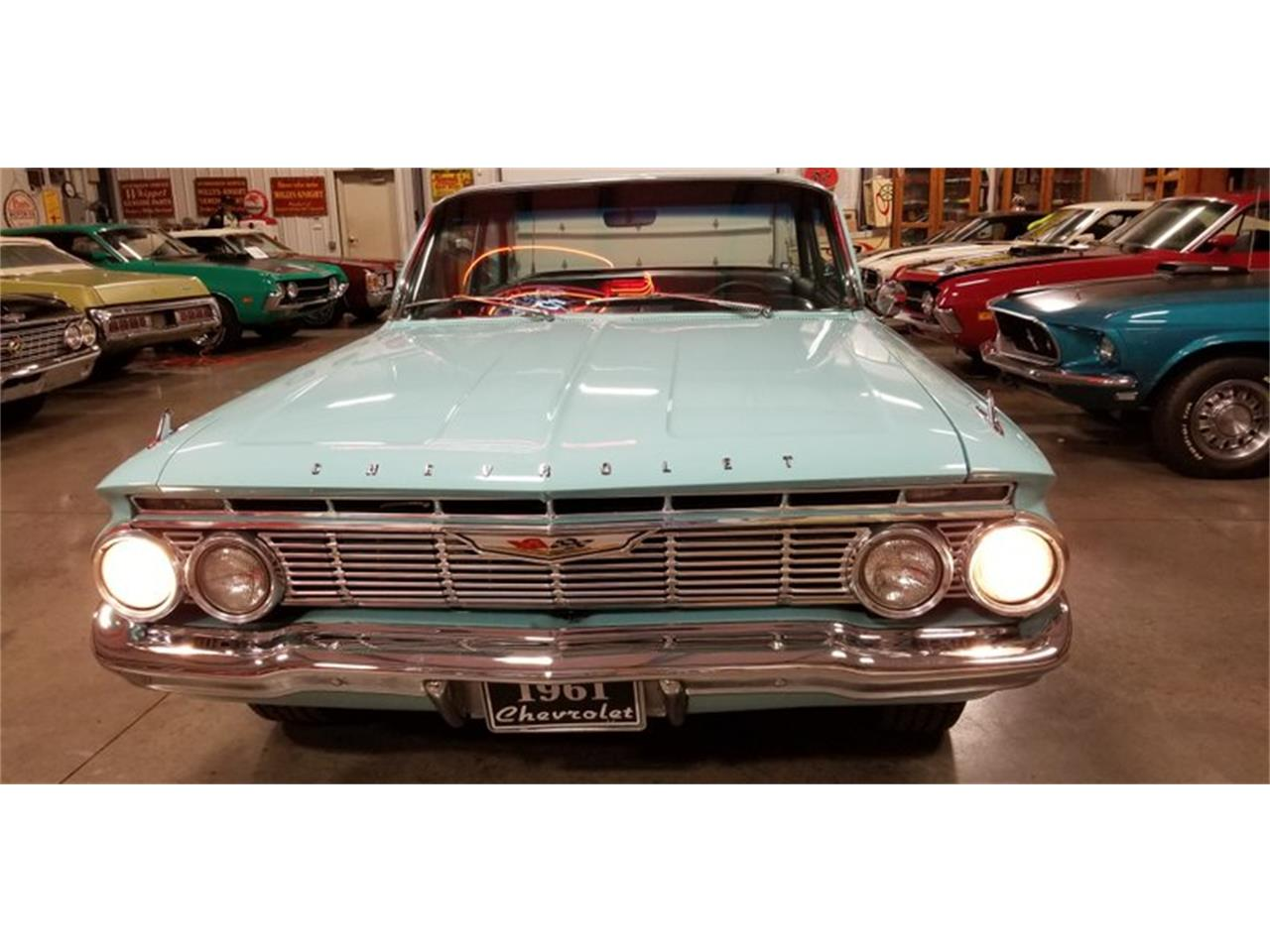 Large Picture of Classic 1961 Chevrolet Bel Air located in North Carolina Auction Vehicle - Q8XB