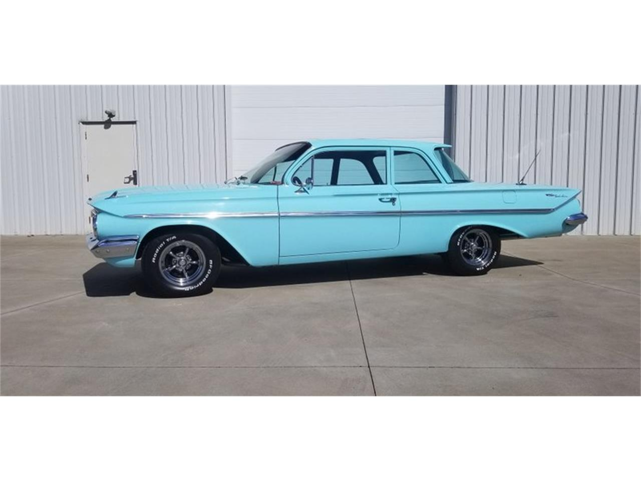 Large Picture of 1961 Bel Air located in Greensboro North Carolina Auction Vehicle Offered by GAA Classic Cars Auctions - Q8XB