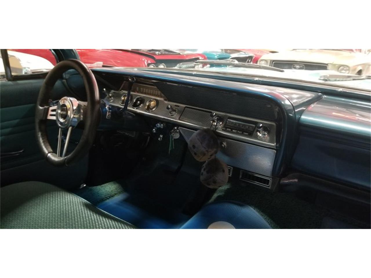 Large Picture of '61 Bel Air located in Greensboro North Carolina Offered by GAA Classic Cars Auctions - Q8XB