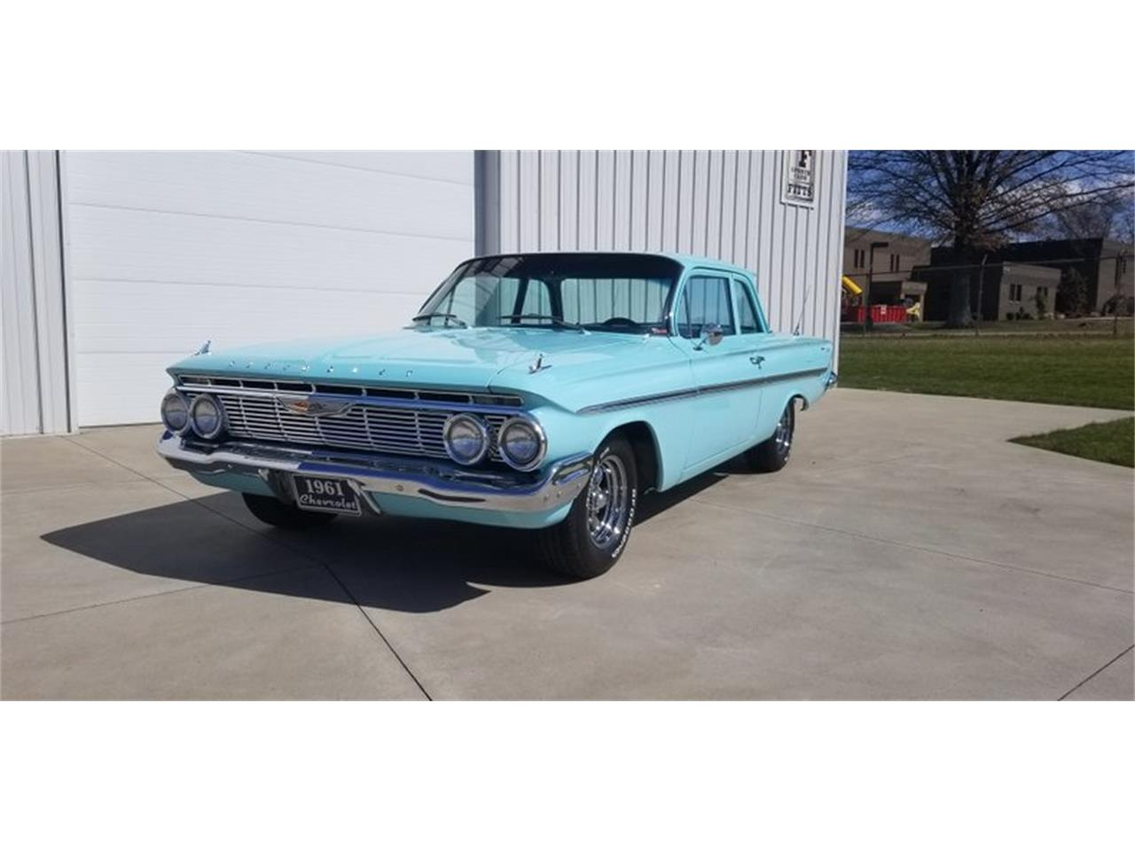 Large Picture of Classic 1961 Bel Air located in Greensboro North Carolina Auction Vehicle Offered by GAA Classic Cars Auctions - Q8XB