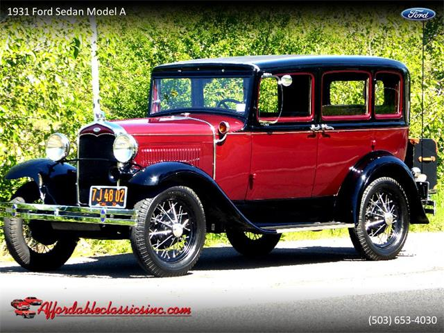 Picture of 1931 Ford Model A located in Gladstone Oregon Offered by  - Q5PS