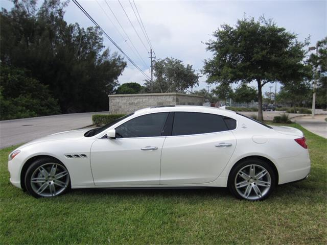 Picture of 2015 Maserati Quattroporte - $34,901.00 Offered by  - Q5PT