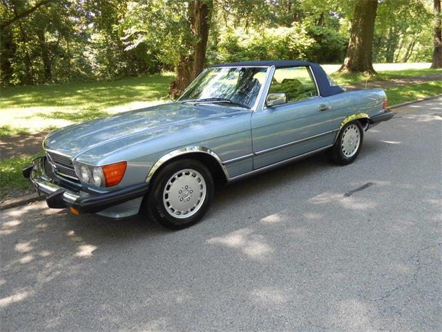Picture of '89 560SL - Q8Z2