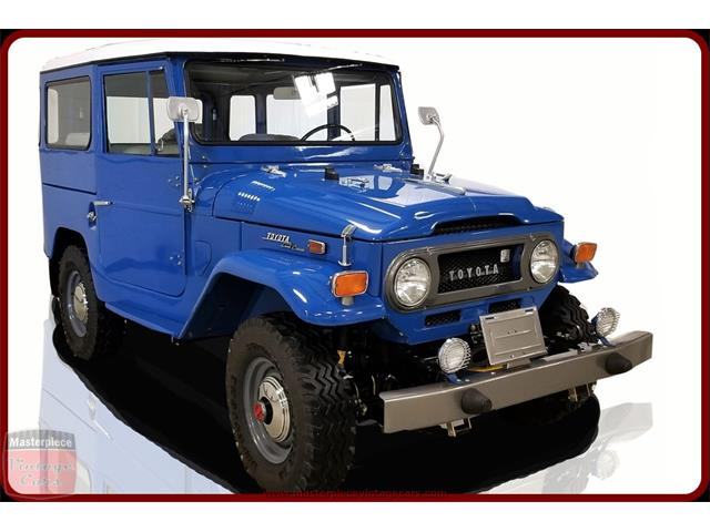 Picture of Classic 1970 FJ Cruiser Offered by  - Q8ZA