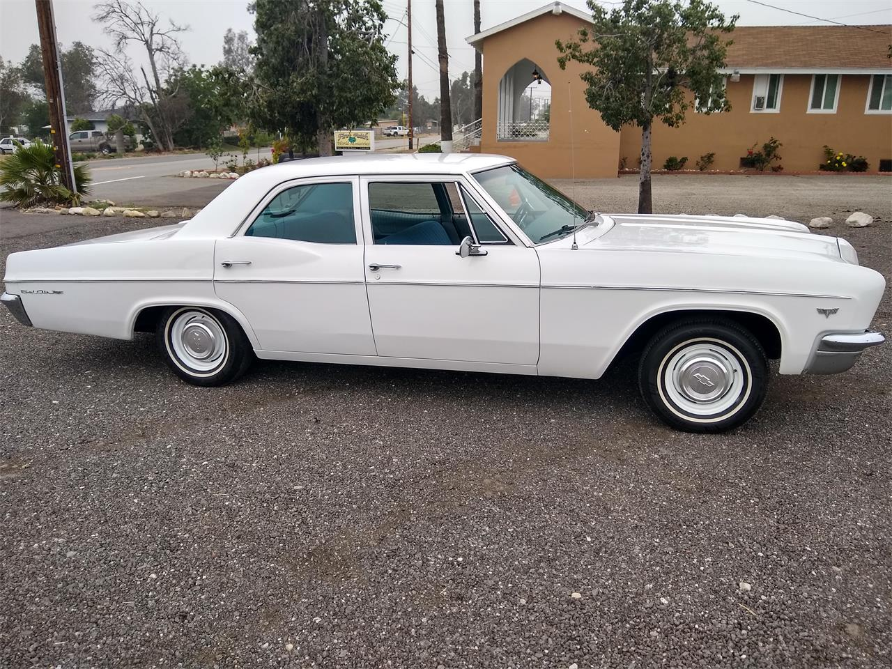 Large Picture of Classic 1966 Bel Air located in Loma Linda  California Offered by a Private Seller - Q8ZE