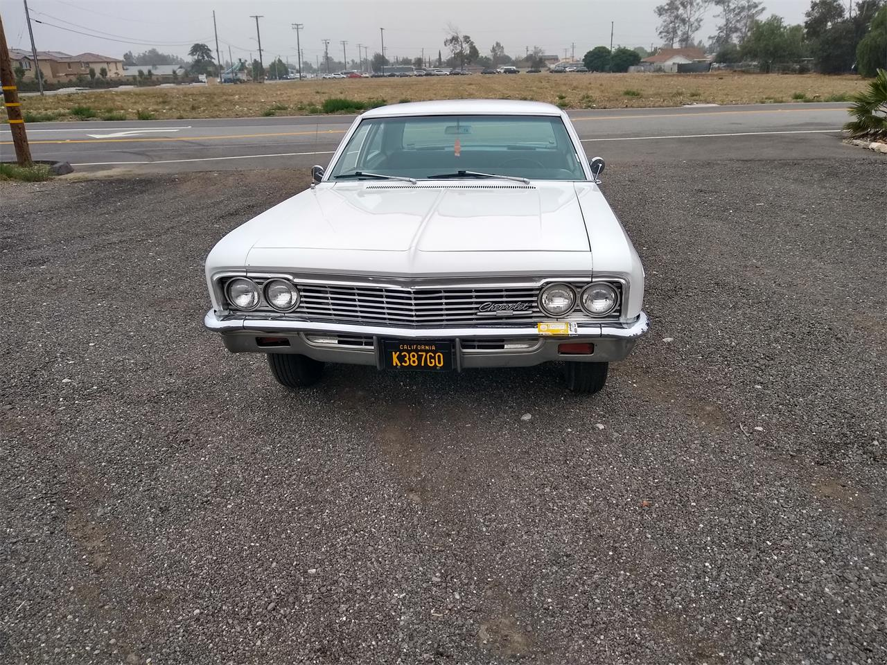 Large Picture of Classic '66 Chevrolet Bel Air located in Loma Linda  California - $25,000.00 Offered by a Private Seller - Q8ZE