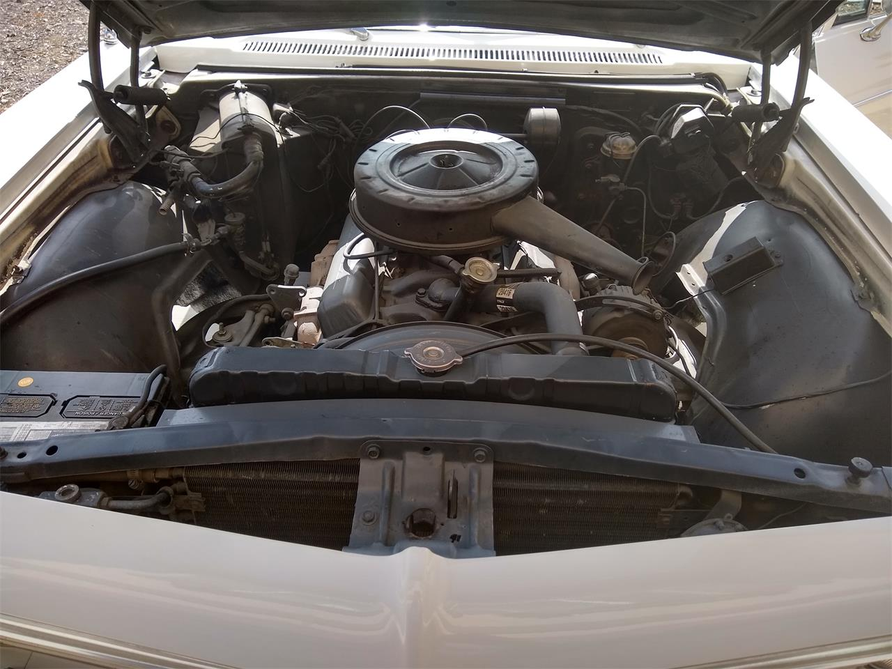 Large Picture of Classic 1966 Chevrolet Bel Air located in California Offered by a Private Seller - Q8ZE