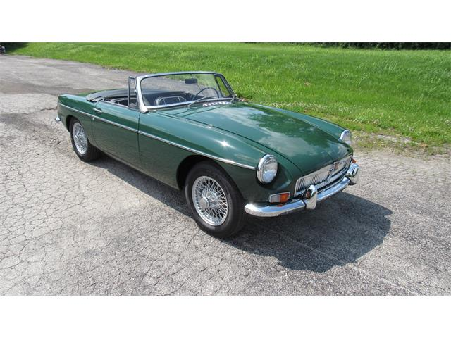 Picture of '67 MGB - Q8ZP