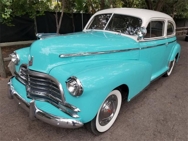 1946 Chevrolet Stylemaster