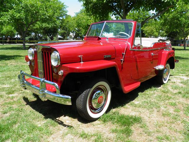 Picture of 1948 Jeepster located in California - $39,500.00 Offered by a Private Seller - Q8ZX