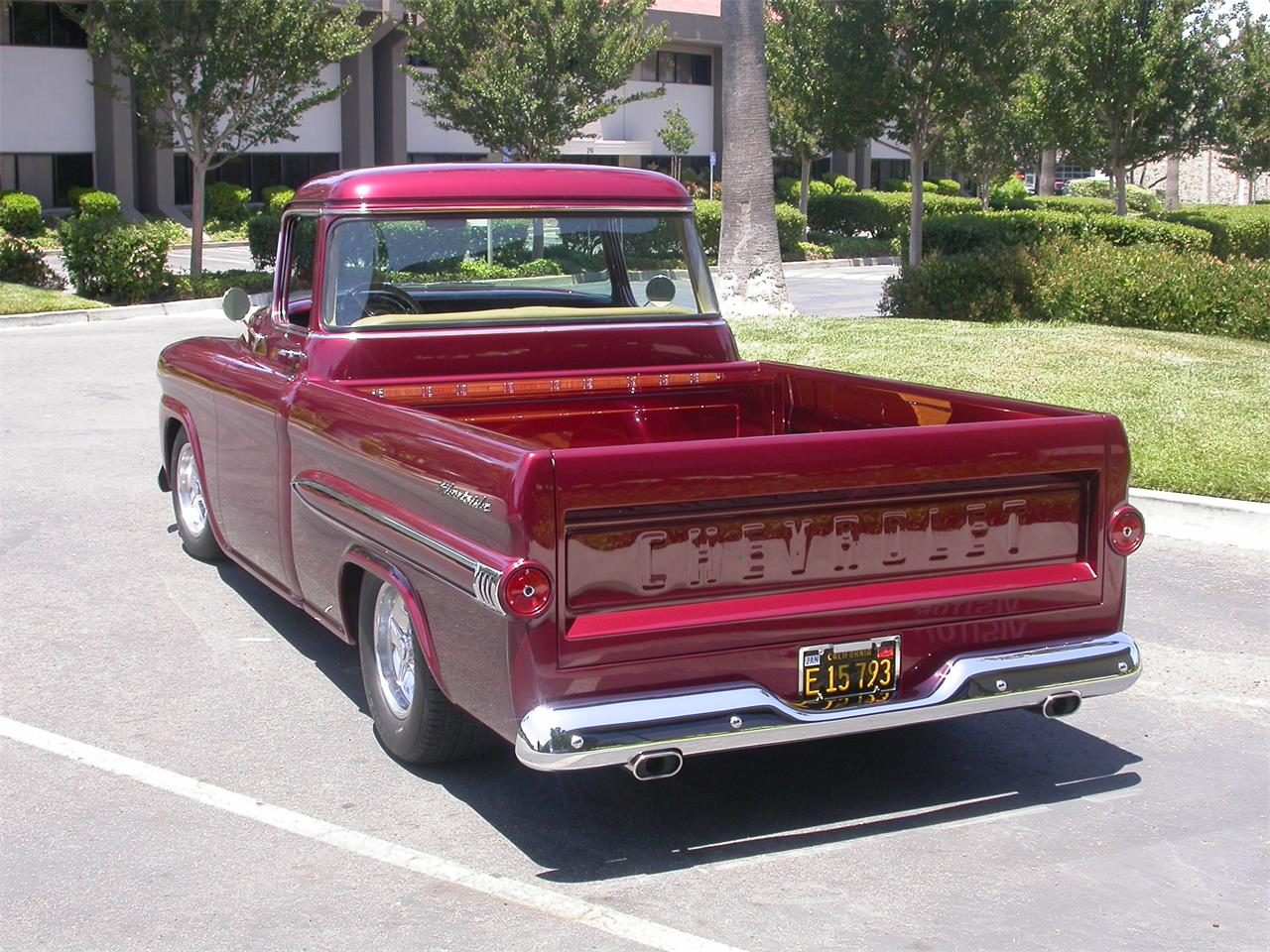 Large Picture of '59 Pickup - Q908