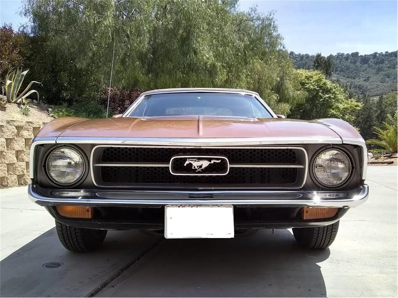 Large Picture of '72 Mustang - Q90C