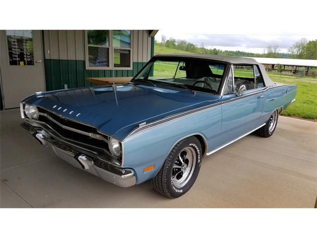 Picture of Classic '69 Dart located in Ohio - $28,500.00 Offered by  - Q90R