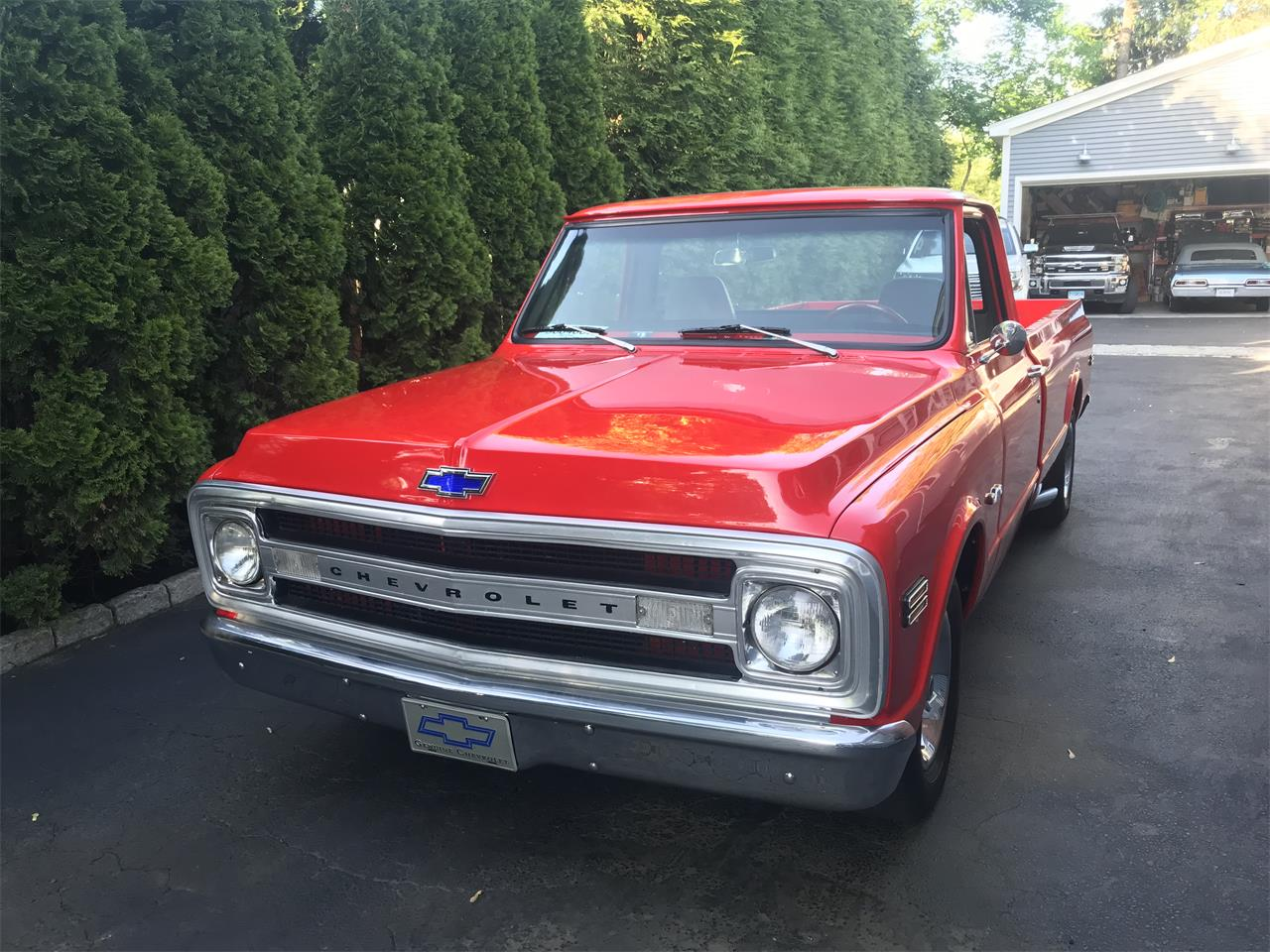 Large Picture of 1969 Chevrolet C10 located in Norwalk  Connecticut Offered by a Private Seller - Q90S