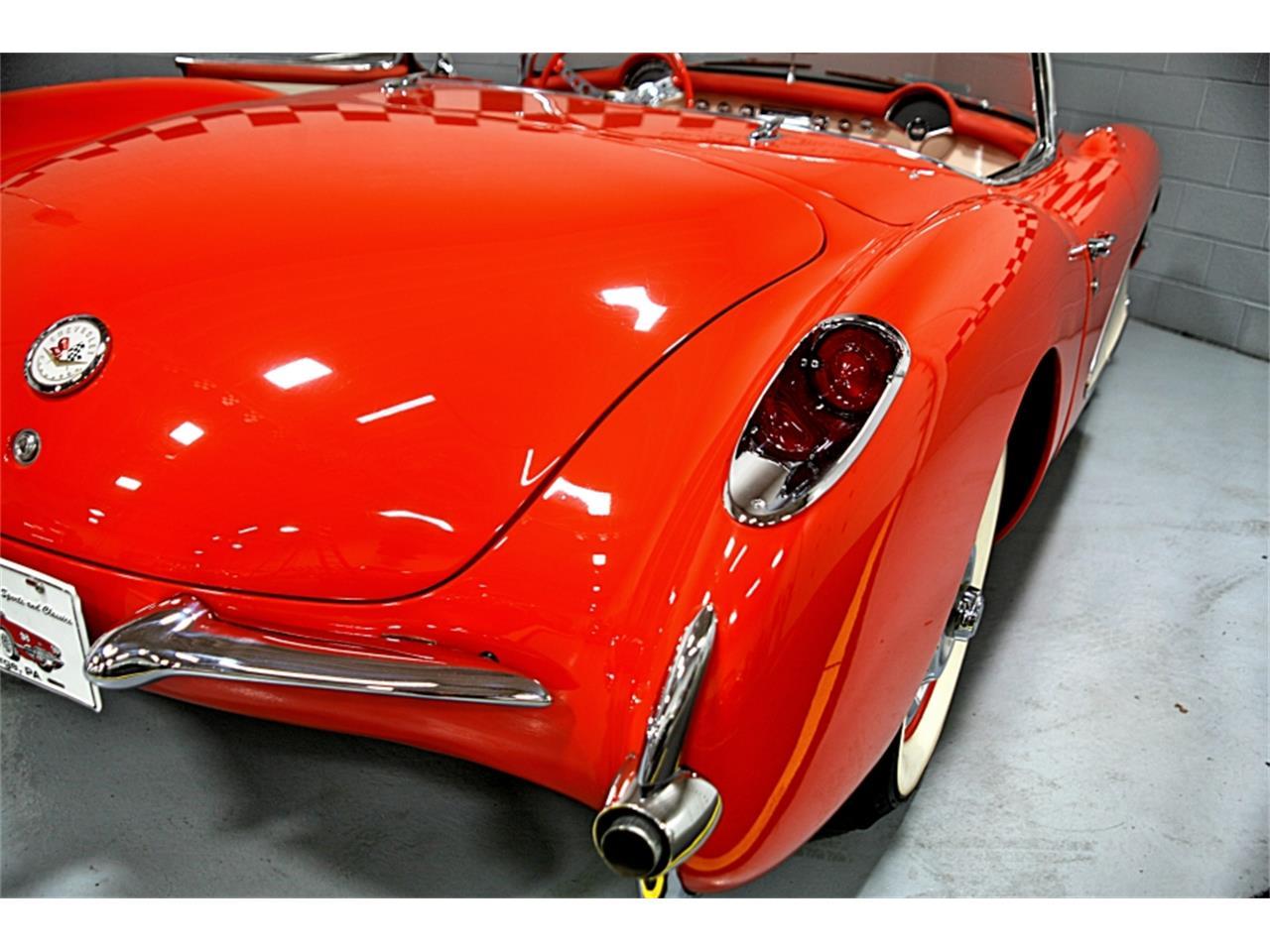 Large Picture of '56 Corvette - Q90V