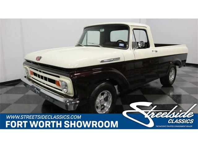 Picture of 1961 Ford F100 - $39,995.00 Offered by  - Q916