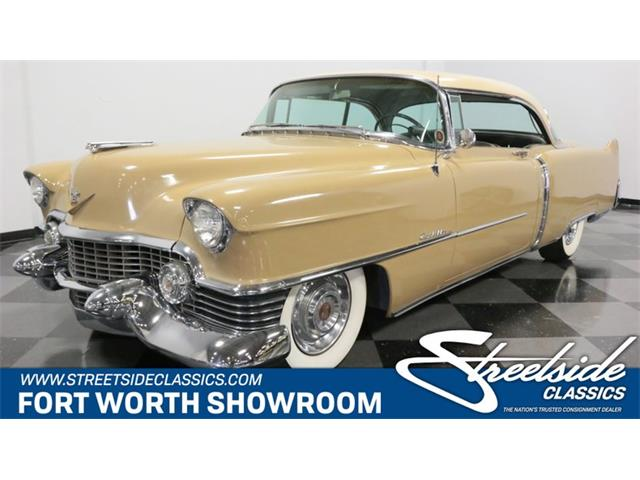 Picture of Classic '54 Cadillac Series 62 located in Ft Worth Texas Offered by  - Q91B