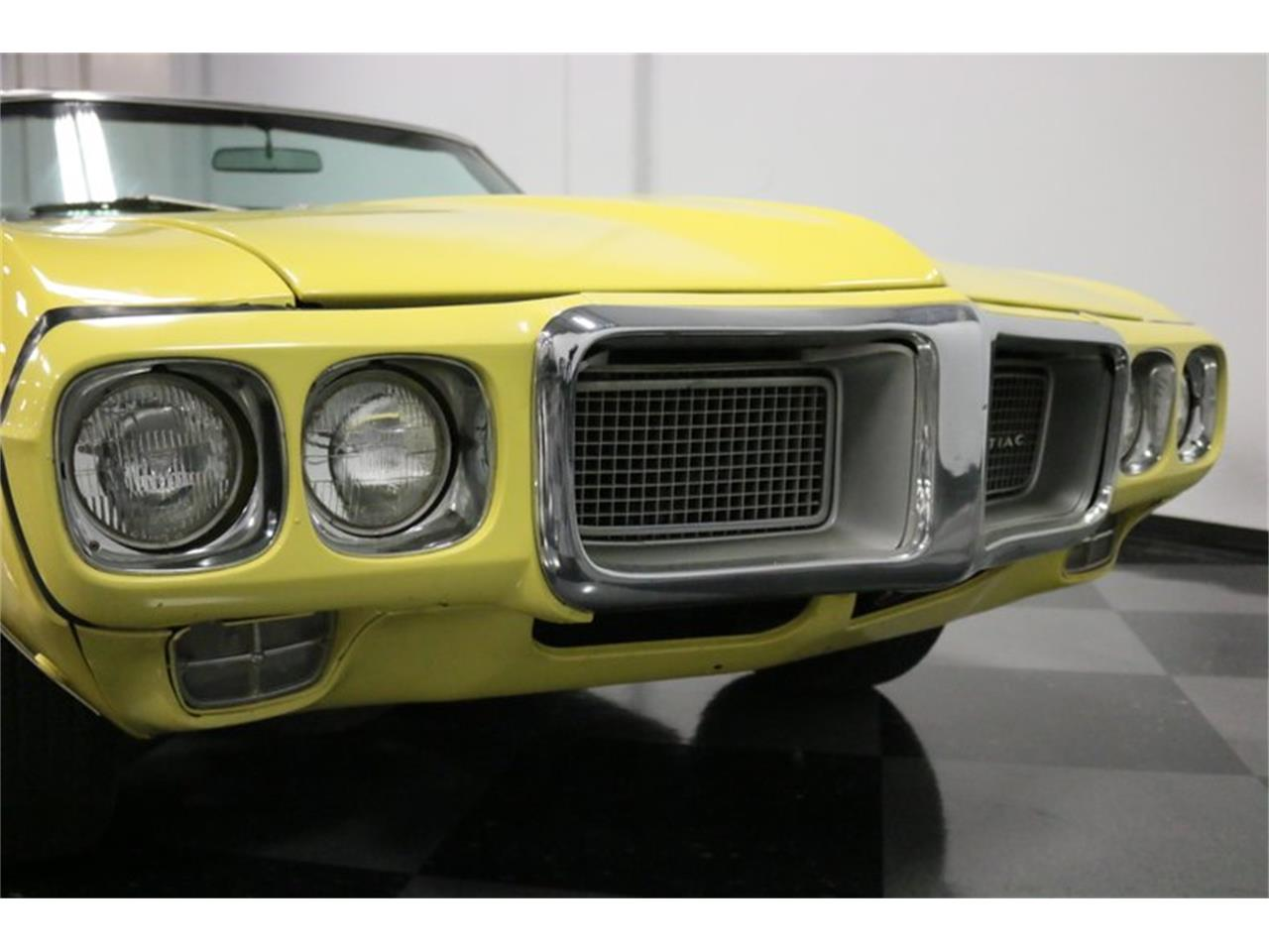 Large Picture of '69 Firebird - Q91C