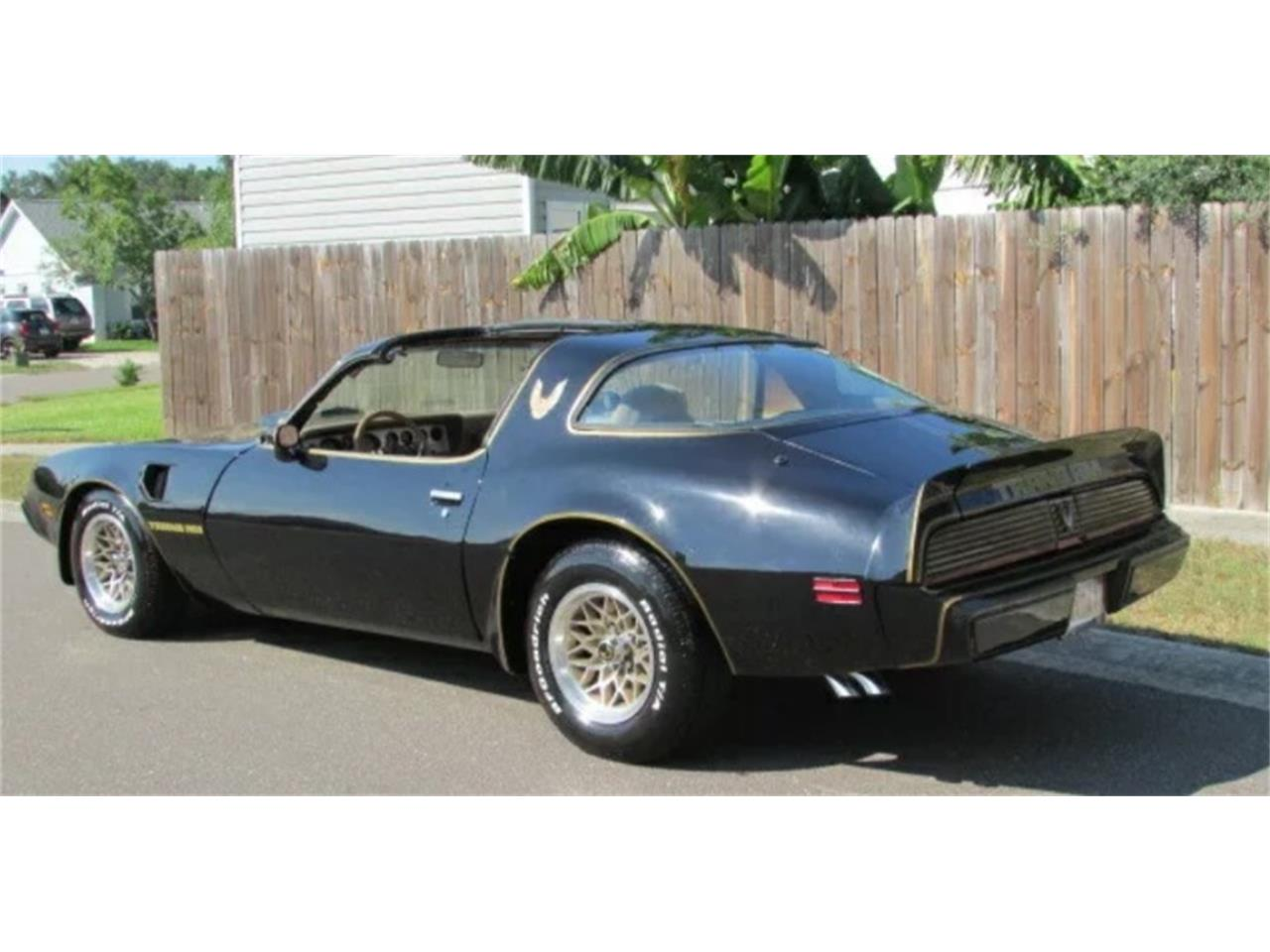 Large Picture of '79 Pontiac Firebird Trans Am Offered by North Shore Classics - Q92C