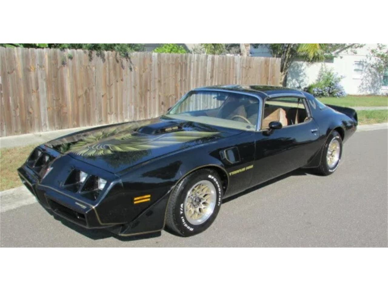 Large Picture of '79 Firebird Trans Am - $17,995.00 Offered by North Shore Classics - Q92C