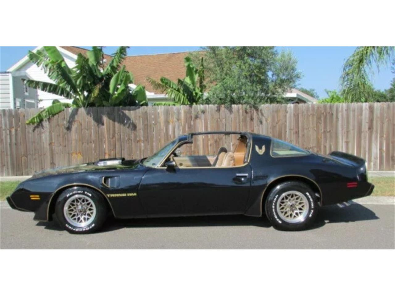 Large Picture of 1979 Firebird Trans Am Offered by North Shore Classics - Q92C