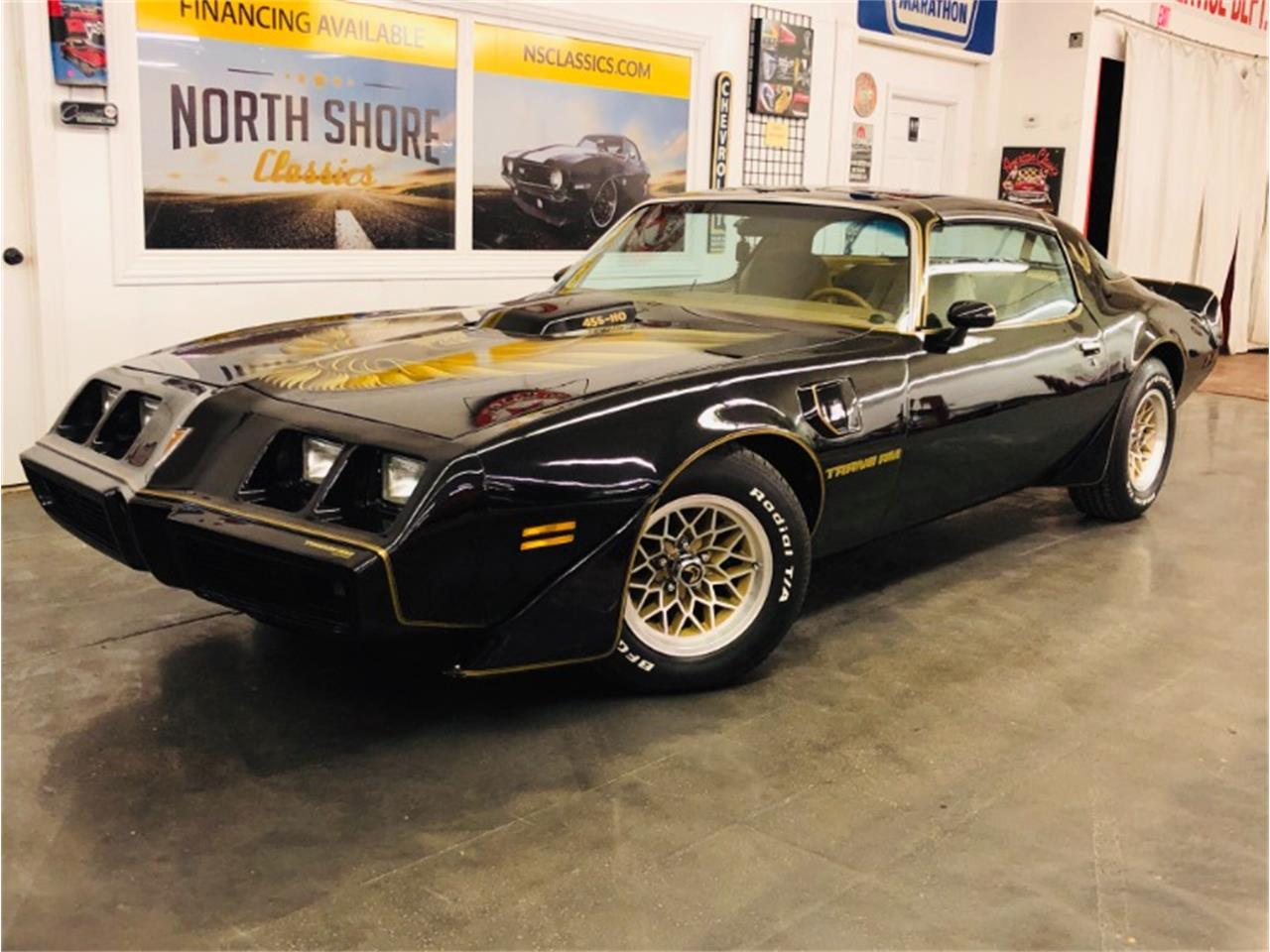 Large Picture of '79 Pontiac Firebird Trans Am located in Illinois - Q92C