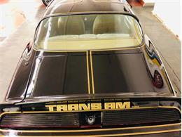 Picture of '79 Pontiac Firebird Trans Am located in Illinois Offered by North Shore Classics - Q92C