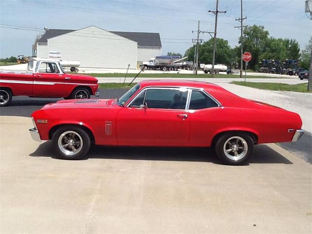 1969 Chevrolet Nova for Sale on ClassicCars com on ClassicCars com