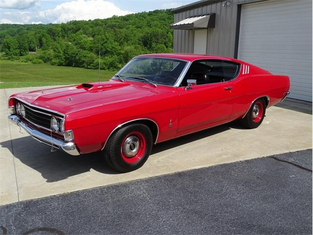 Picture of Classic '69 Ford Torino located in Greensboro North Carolina Offered by  - Q92Z