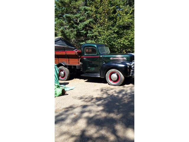 Picture of Classic 1947 Mercury Truck - Q5QD