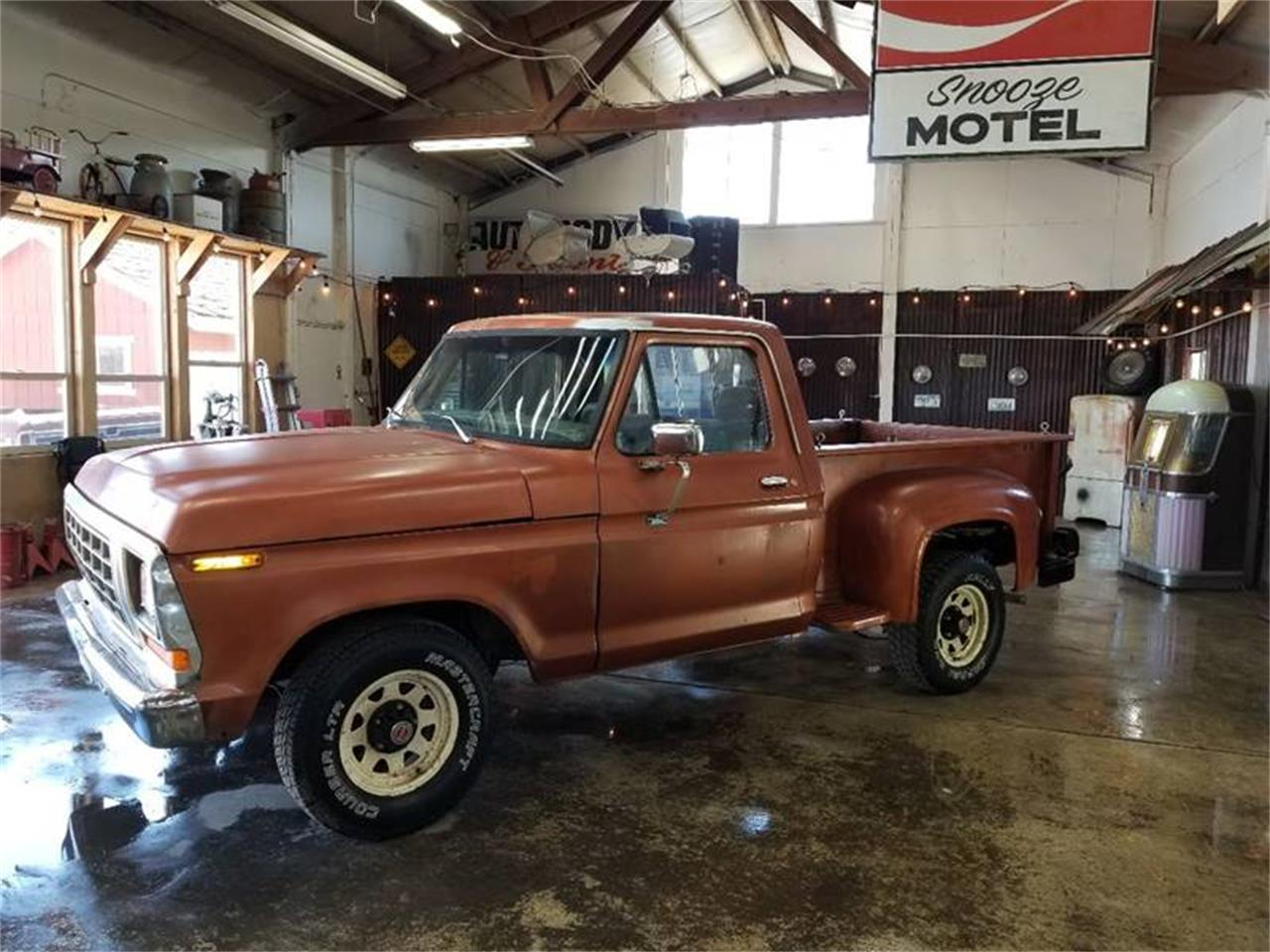 Large Picture of '76 F100 - Q95H