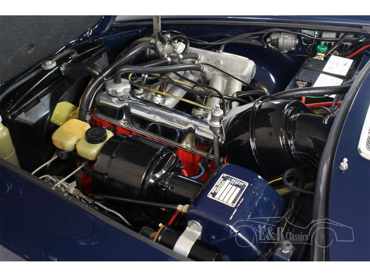 Large Picture of 1971 Volvo P1800E - $39,400.00 Offered by E & R Classics - Q95J