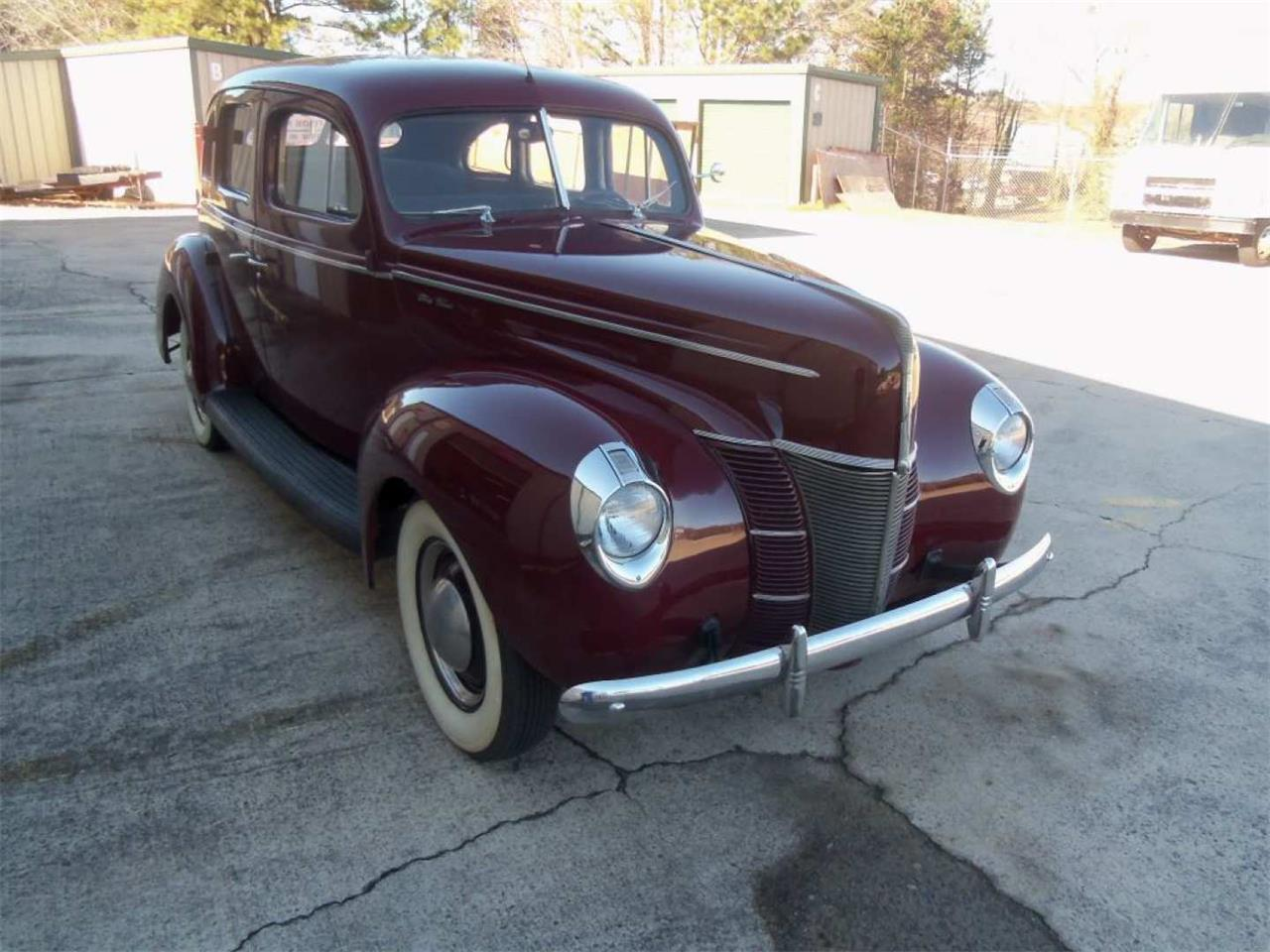 Large Picture of '40 Deluxe located in Louisiana Auction Vehicle - Q96I