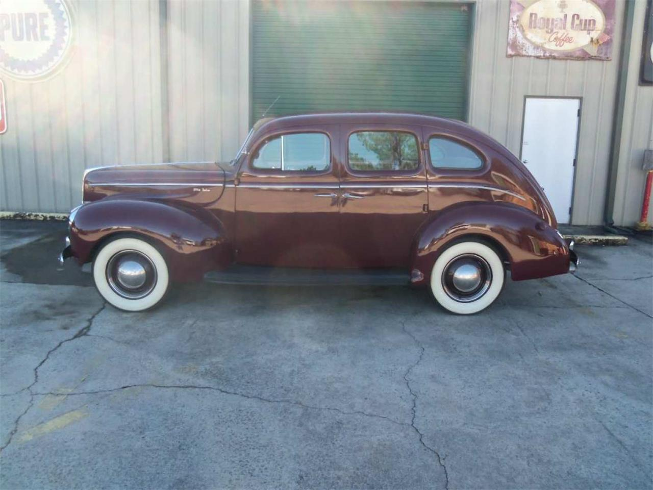 Large Picture of 1940 Deluxe located in Harvey Louisiana Offered by Vicari Auction - Q96I