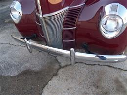 Picture of Classic '40 Ford Deluxe Offered by Vicari Auction - Q96I