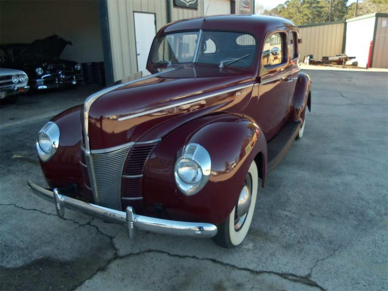 Large Picture of Classic '40 Deluxe located in Louisiana Auction Vehicle - Q96I
