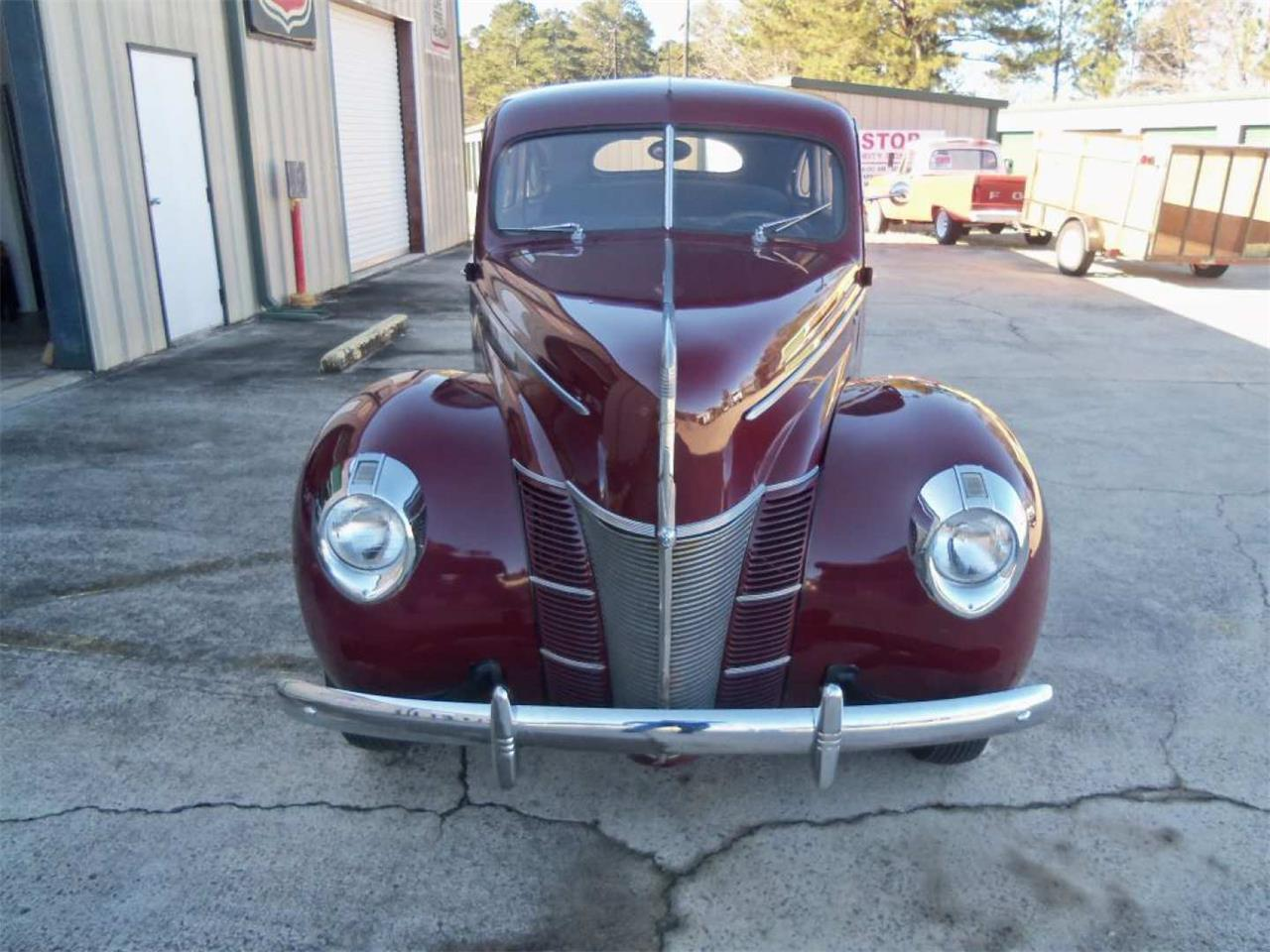 Large Picture of Classic '40 Ford Deluxe located in Louisiana Auction Vehicle Offered by Vicari Auction - Q96I