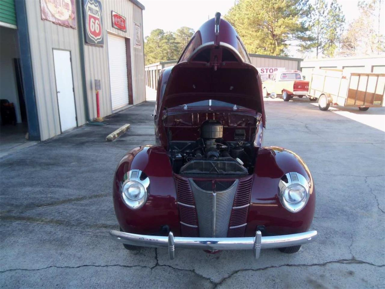 Large Picture of 1940 Deluxe Offered by Vicari Auction - Q96I