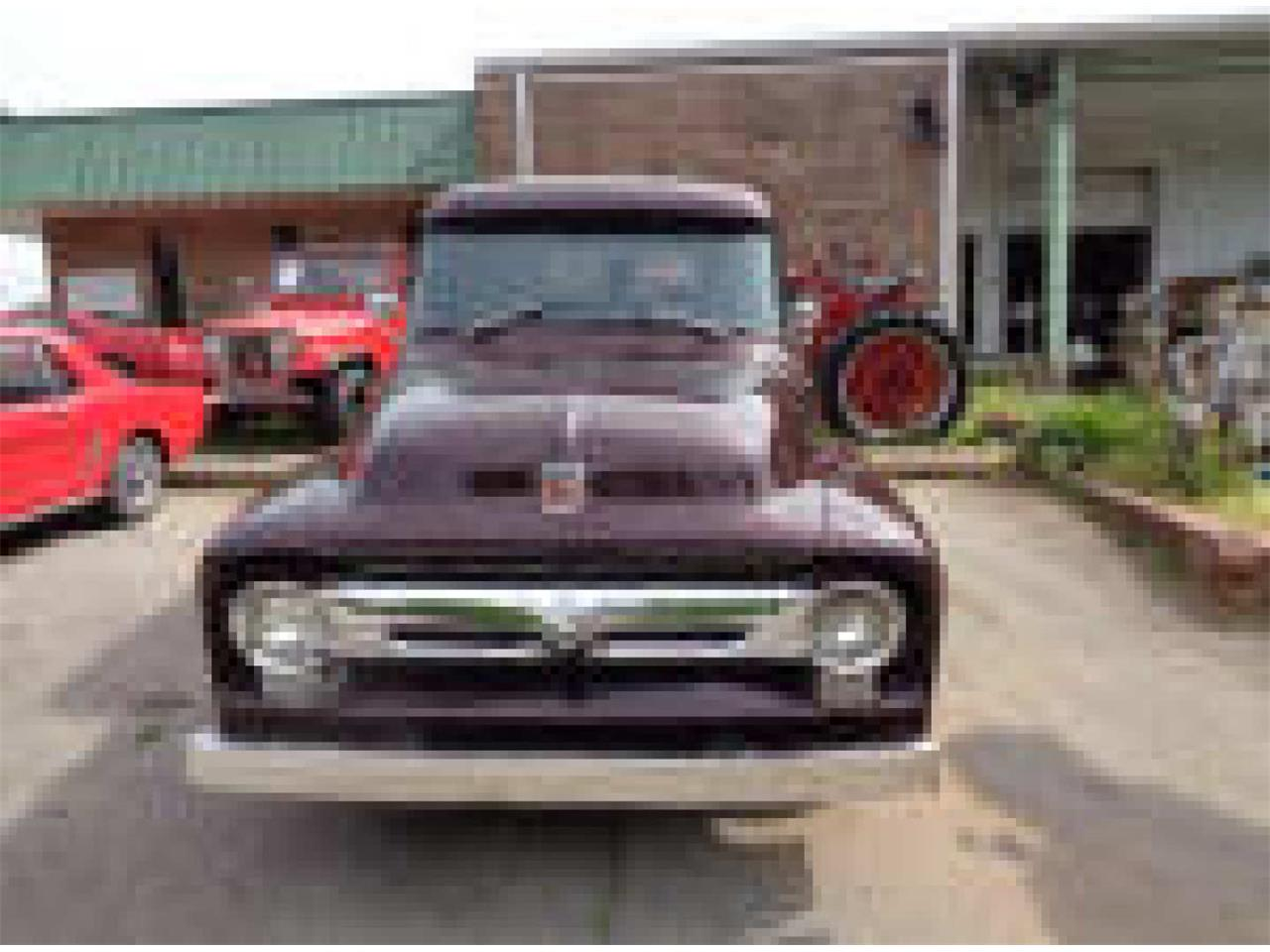 Large Picture of '56 F100 - Q97E