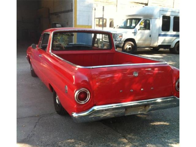Picture of Classic '60 Falcon located in Cadillac Michigan Offered by  - Q97F