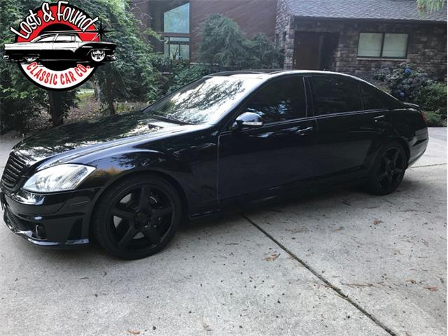 Picture of '07 S 65 AMG - Q5QR
