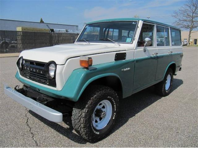 Picture of 1976 Land Cruiser FJ Offered by  - Q97J