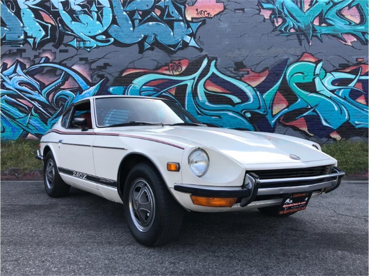 Large Picture of Classic 1972 240Z - $16,750.00 Offered by Sports Car LA - Q5EA