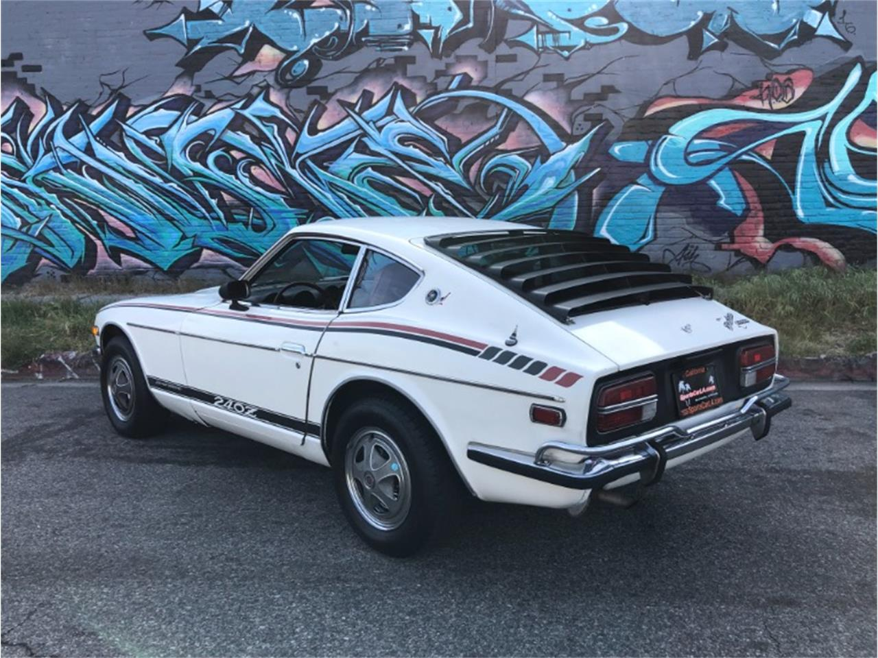 Large Picture of '72 240Z Offered by Sports Car LA - Q5EA