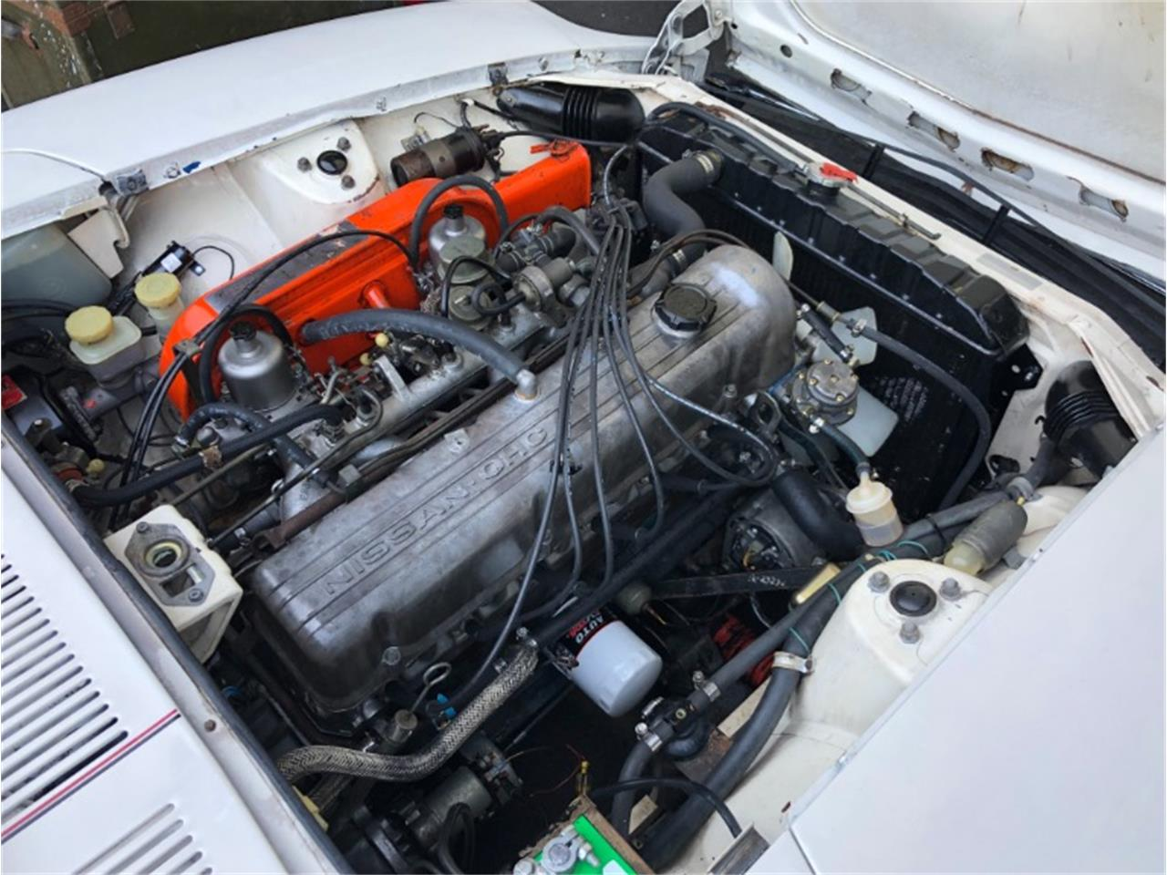 Large Picture of Classic '72 Datsun 240Z located in Los Angeles California - Q5EA