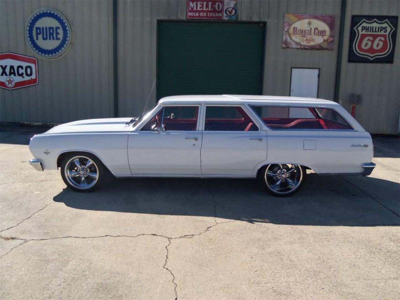 Large Picture of '65 Chevrolet Malibu located in Louisiana Auction Vehicle Offered by Vicari Auction - Q97U