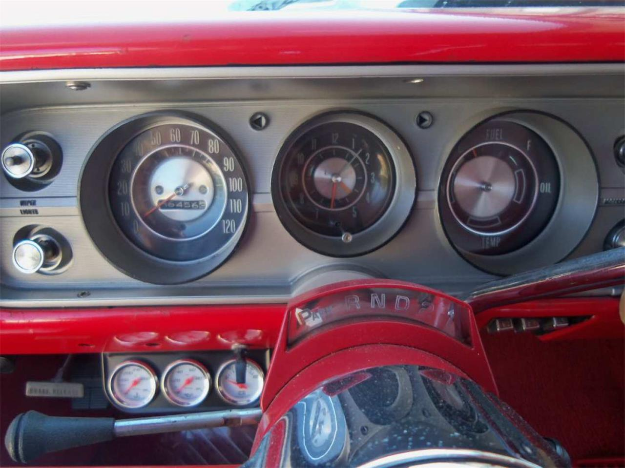 Large Picture of Classic '65 Chevrolet Malibu Auction Vehicle Offered by Vicari Auction - Q97U