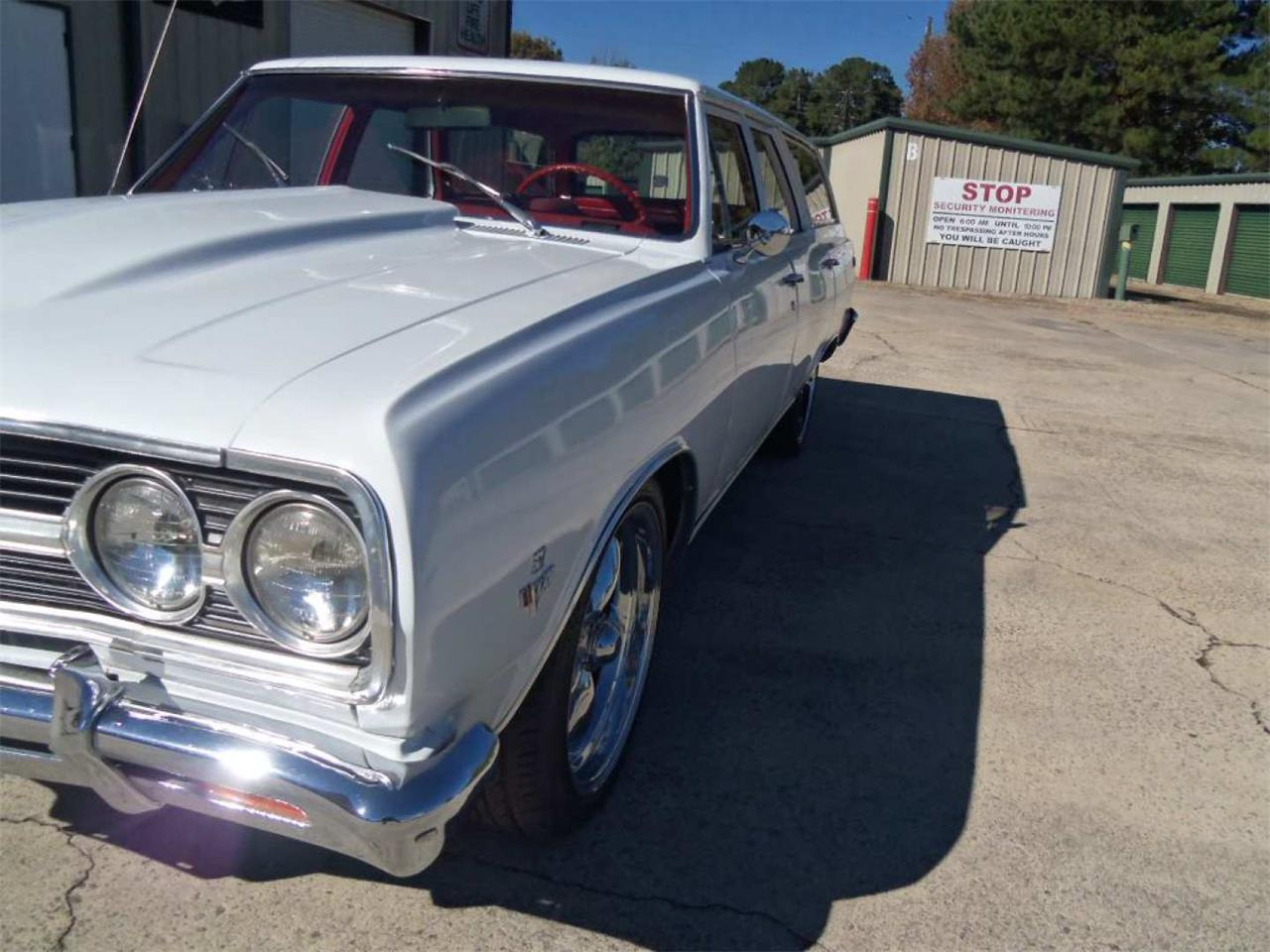 Large Picture of 1965 Malibu located in Harvey Louisiana Offered by Vicari Auction - Q97U