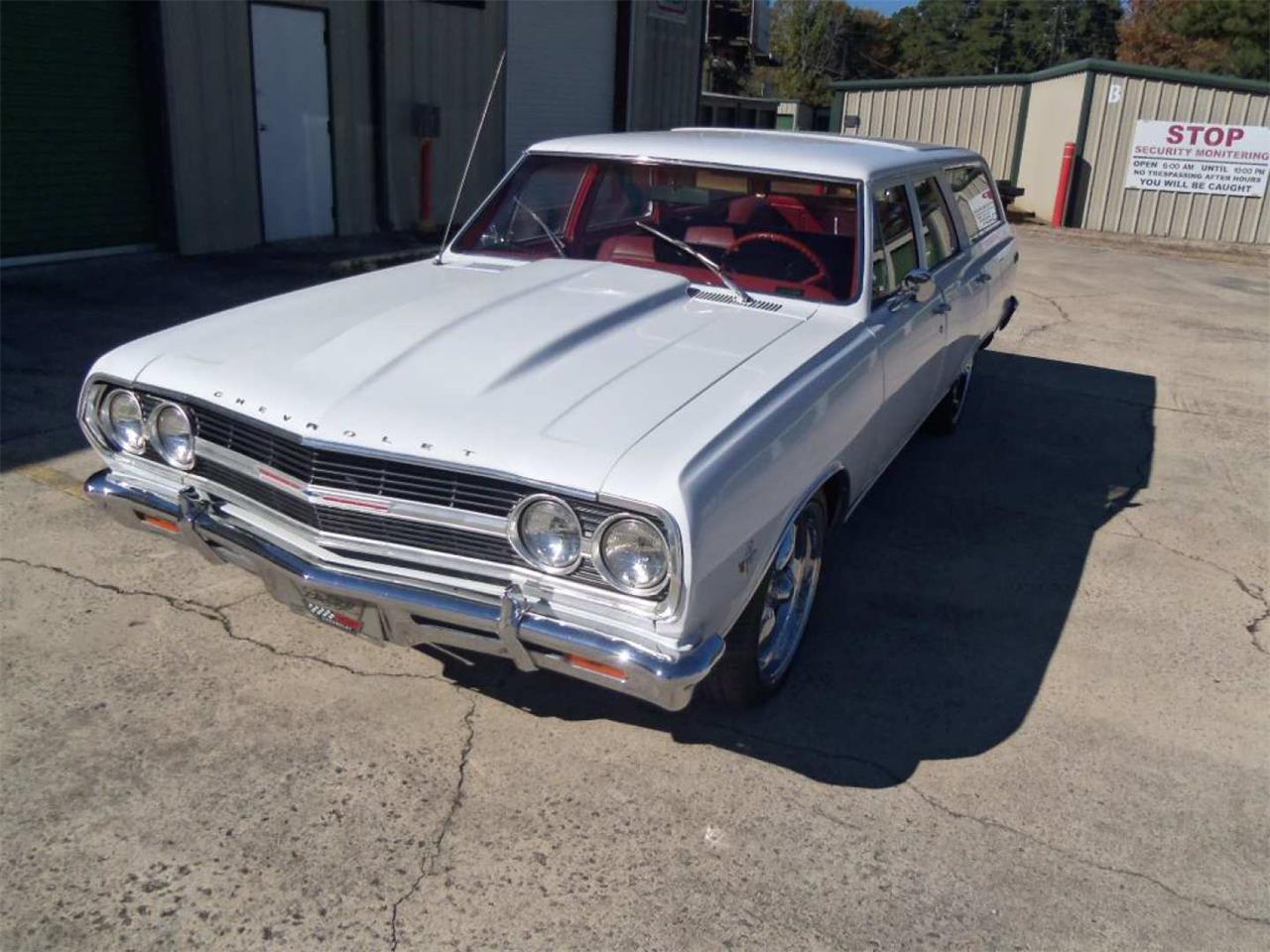Large Picture of Classic 1965 Malibu - Q97U