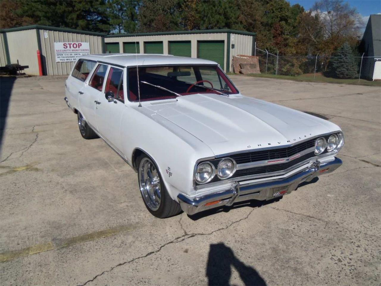 Large Picture of Classic '65 Chevrolet Malibu located in Harvey Louisiana Auction Vehicle Offered by Vicari Auction - Q97U